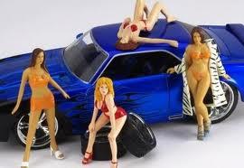 noies i cotxe